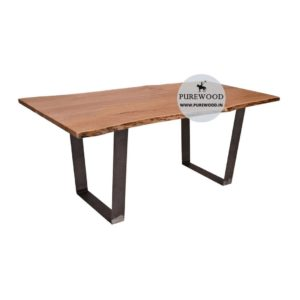 Acacia Wooden Dining Table