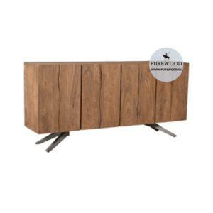 Acacia Wooden Sideboard