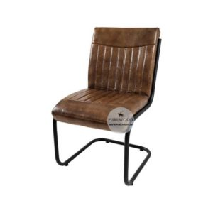 Aviator Leather Chairs