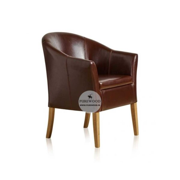 Club Leather Chair (10)