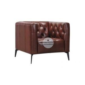 Club Leather Chair (2)