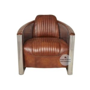 Club Leather Chair (3)