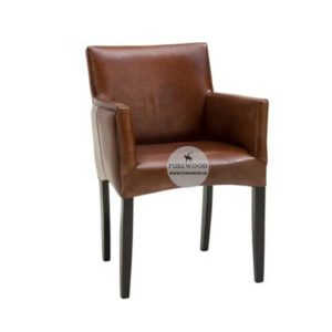 Club Leather Chair (4)