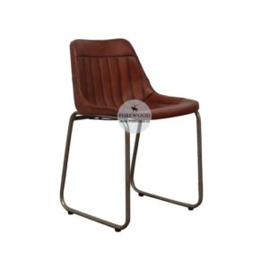 Contemporary Leather Arm Chair (4)