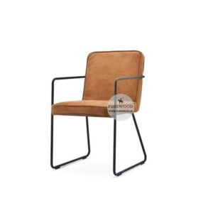 Contemporary Leather Arm Chair (5)