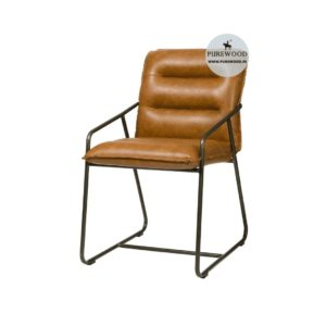 Industrial Upholstry Chair