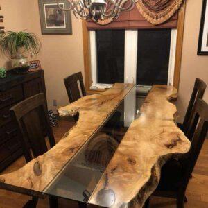 Live Edge Furniture Manufacturer