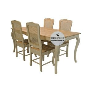 Mango Wood Furniture Dining Table