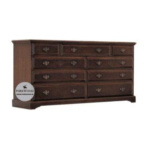 Oak Wood Furniture Sideboard