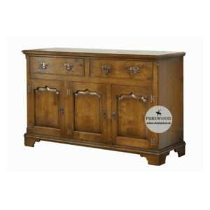 Oak Wood Furniture Sideboard