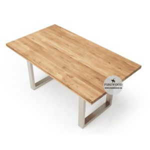 Oak Wood Furniture Table Industrial