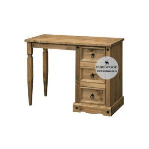 Pine Wood Furniture Study Table