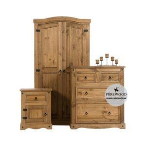 Pine Wood Furniture almirah