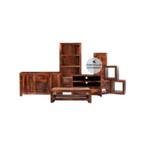 Sheesham Wood Furniture Set