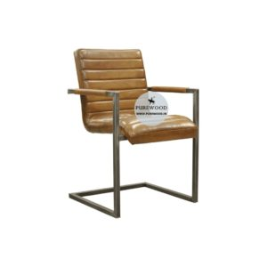 industrial upholstery chair