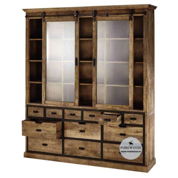 Hutch style Kichen Cabinet